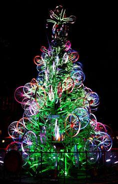 Árvore de bicicleta