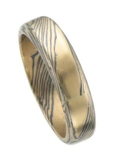 You won't see this ring on every finger! From East to West Imports #mens #weddingband #JohannesHunter