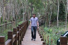 Neal at Taroko gorge