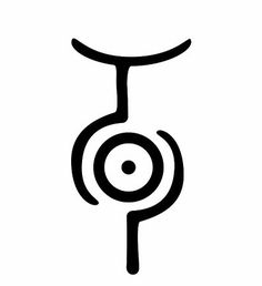 probably my next tattoo - it's an alchemical sign combining the glyphs for spirit, soul, man and woman, and when you combine all these together it adds up to the uniquely human experience of friendship.