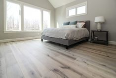 Rustic Master Bedroom, Have A Great Night, Modern Style Homes, Hardwood Floors, Flooring, Plush Carpet, Paint Colors, Architecture Design, Bedrooms