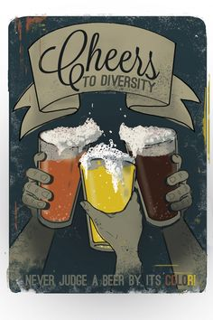 Viva a diversidade cervejeira