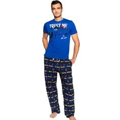 """Doctor Who: Trust Me I'm the Doctor Pajama Set (Exclusive) Trust that you'll get a great night's sleep with these """"Trust Me I'm the Doctor"""" Pajamas. Shirt features the Ninth, Tenth, Eleventh & Twelfth Doctor. Who wouldn't want a slumber party with Eccleston, Tennant, Smith & Capalidi?"""