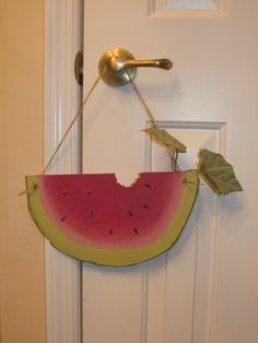 Watermelon Door Hanger decorative summer