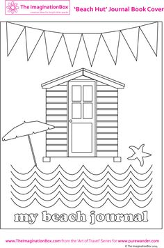 Summer Mindfulness Colouring Sheets from twinklcouk