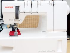 The Janome Coverpro 2000 review - is this coverstitch machine worth the price? - Last Stitch