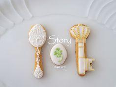 ブログテーマ[アイシングクッキー] Story sugar art