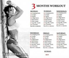 beginner daily workout for women - Google Search