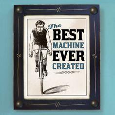 "Print ""Best Machine Ever Created"""