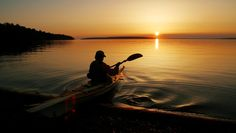 Kayak Apostle Islands! Number 1 on the list of Top 100 things to do in Wisconsin this summer!