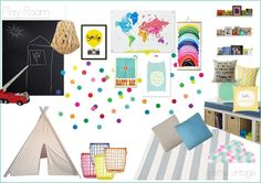 Petit little vintage design board Love - x