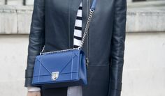 """The 7 new 'It' bags to carry now: Dior """"Diorama"""" Bag"""
