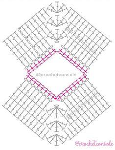 Diy Crafts - Resultado De Imagen Para Tops A Crochet - Diy Crafts - Marecipe Motif Bikini Crochet, Tops A Crochet, Crochet Baby Poncho, Crochet Cover Up, Crochet Poncho Patterns, Baby Knitting, Start Knitting, Crochet Blouse, Crochet Diagram