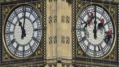 Londres: ¿Por qué se detuvieron las agujas del Big Ben