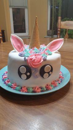 3 Year Old Birthday Cake, Little Girl Birthday Cakes, Toddler Birthday Cakes, 5th Birthday, Birthday Ideas, Cake 5 Years Old, Wrestling Cake, Bithday Cake, Girl Cakes