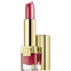 Estee Lauder Pure Color Long Lasting Lipstick ($26) ❤ liked on Polyvore