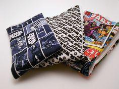 Star Wars Baby Burp Cloths - Set of Three - $18.50, via Etsy. // one day!!!
