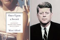 Intern's Memoir Details Affair With President Kennedy