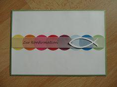 Moooooin,     letztens habe ich ja so beiläufig erwähnt, dass ich versucht habe, meine allerersten Karten zur Konfirmation / Kommunion zu...