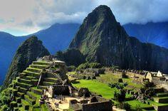 Santuario histórico de Machu Picchu Perú.
