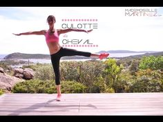 Fitness Routine: Anti Culotte de Cheval - YouTube