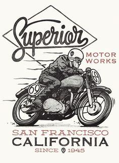 Superior Motorworks by Damian King