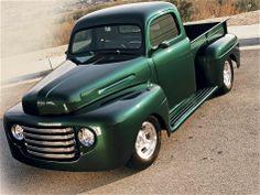 1948 Ford Pickup - Custom Classic Trucks Magazine