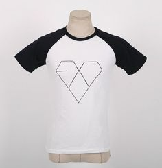 EXO XOXO Wolf version another Tshirt NEW RELEASE KPOP ITEM