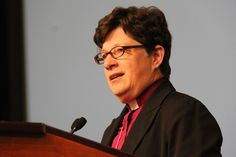 An interview with Bishop-elect Eaton.  I love the respectful and thoughtful way she clarifies and then reflects the questions back...something to aspire to!