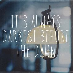 It's always darkest before the dawn- Photo from the Instacanvas gallery for chrisunscripted. #art #decor #photography