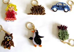 Keyrings (1) by yorkshirelass49, via Flickr