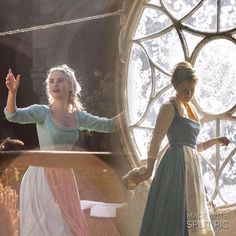 I loved the Cinderella one and I really think I'm going to like the belle one