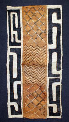 Kuba Cloth, D.R. Congo