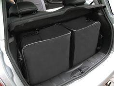 MINI Cooper Custom Fitted Luggage Bags Made of highly durable nylon with a solid base and thick, durable inner lining. The zippers are rugged and oversized for easy handling and exceptional durability. Rubber piping on the sides protect the material from damage and ensure long life..  #Roadtrip_Luggage #Automotive_Parts_and_Accessories
