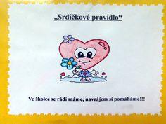 Naše pravidla - MŠ Červený Potok Nasa, Fictional Characters, Fantasy Characters