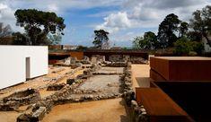 carrilho de graca_archeological museum do 'castelo de sao jorge'