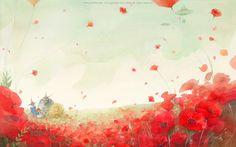 "Kim Min Ji, ""Wizard of Oz"" illustration Kim Min Ji, Creative Pictures, The Little Prince, Wizard Of Oz, Children's Book Illustration, Flower Art, Illustrators, Fairy Tales, Art Drawings"