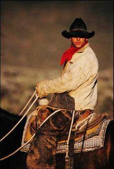 Cowboy Morning in the Rain | evada spring the smell of the sagebrush wet with