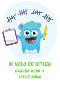 Driesporenbeleid met de monstertjes van ClassDojo - Downloadbaar lesmateriaal - KlasCement Class Dojo, School Posters, Homer Simpson, Adventure Time Anime, Comedy Central, Parks And Recreation, Family Guy, Grammar, Back To School