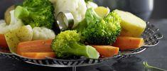 Gemüse mit Kressequark Broccoli, Vegetables, Food, Cress, Food Food, Rezepte, Meals, Ideas, Meal