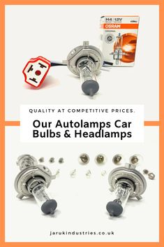 Firstly, we'll let you into a little secret, the Autolamps range of bulbs and headlights on....Finding good quality car bulbs at reasonable prices isn't always easy and you can trust us not cut corners....