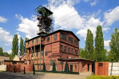 Zabrze, Poland Myrtle Beach Sc, Old Factory, Discovery Channel, Factories, Poland, The Good Place, Restoration, Spaces, Mansions