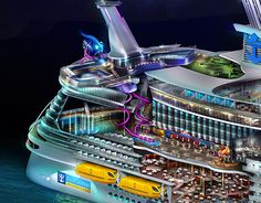 "Check out new work on my @Behance portfolio: ""Harmony of the Seas."" http://be.net/gallery/37484015/Harmony-of-the-Seas"