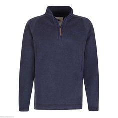 Weird fish #men's owlbar 1/4 zip soft knit #fleece #sm040 dark navy size xxl,  View more on the LINK: http://www.zeppy.io/product/gb/2/232105193773/