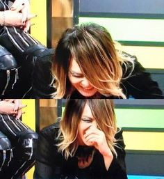 Kai. The GazettE (I want know why he's laughing like that xD)
