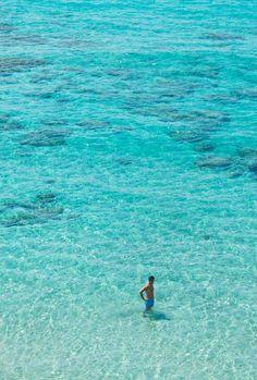 Cala Sant Tomás, Menorca