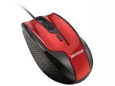 Mouse Óptico 1600dpi - Multilaser MO149