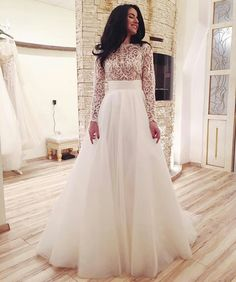 Ioana Grama in Natalia Vasiliev wedding dress