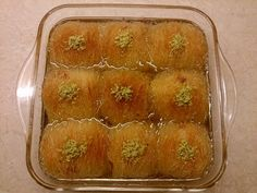 Greek Sweets, Greek Desserts, Kinds Of Desserts, Greek Recipes, Party Desserts, Food Network Recipes, Food Processor Recipes, Non Chocolate Desserts, Greek Cake
