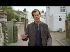 Kevin Bacon Explains 4G On EE's Adverts